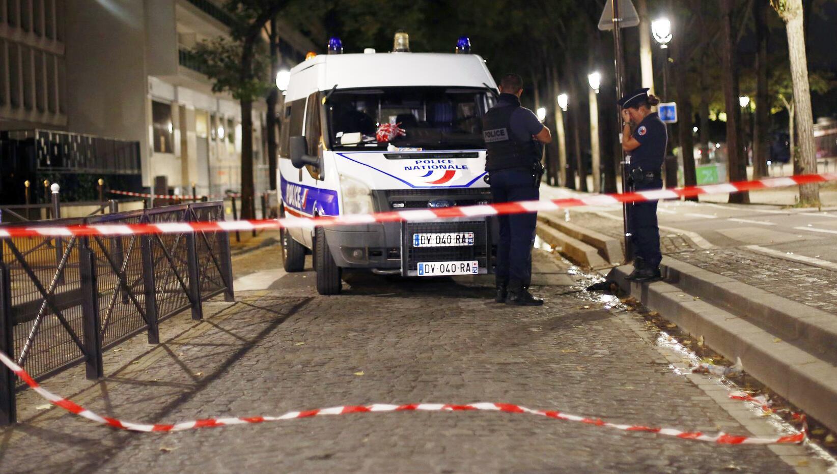 Bild zu Messerattacke in Paris