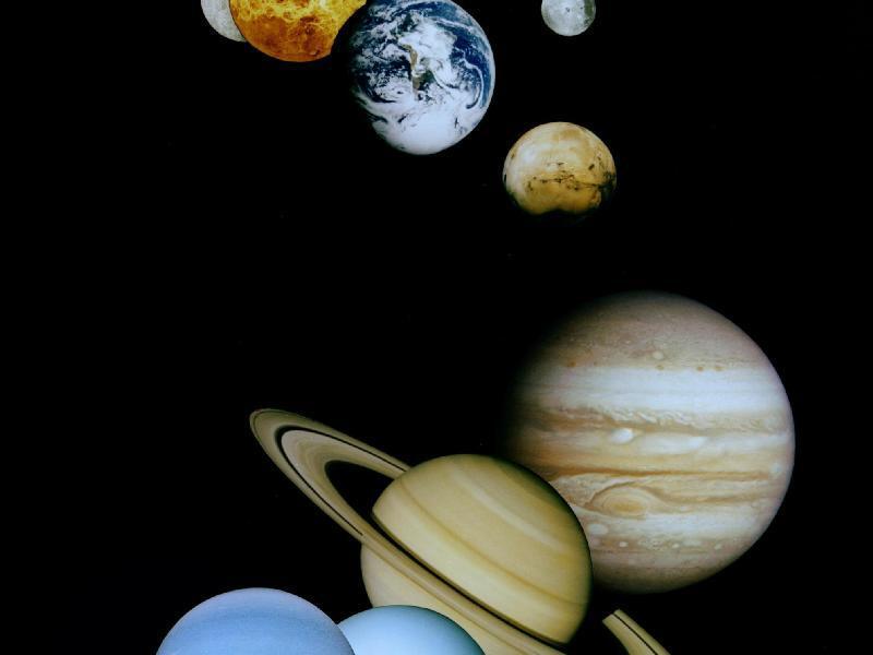 Bild zu Planeten