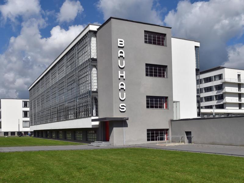 Bild zu Dessauer Bauhaus-Museum