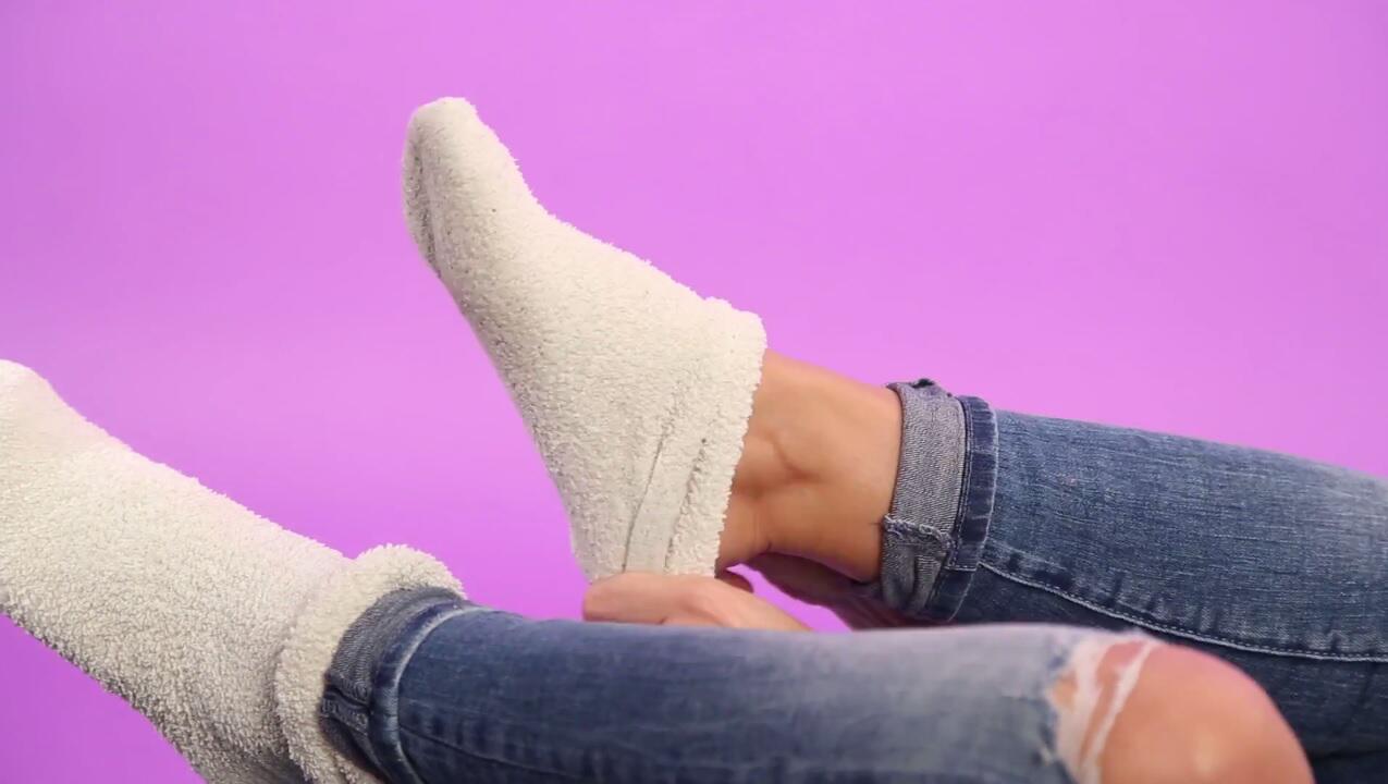 Bild zu So bleiben ihre Füße warm