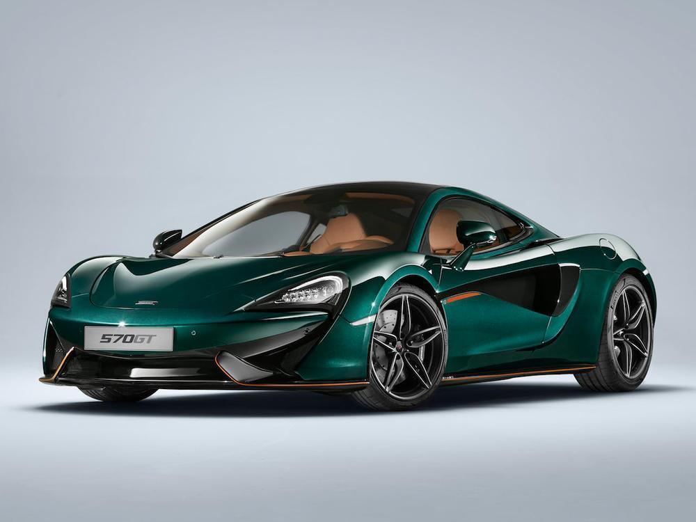 Bild zu MSO McLaren 570GT XP Green