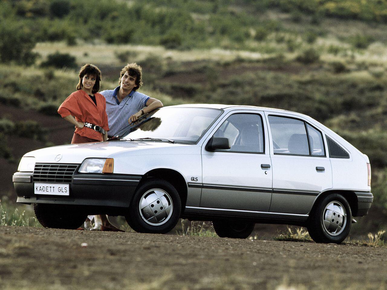 Bild zu 30-jähriges Jubiläum: Der Rüsselsheimer Kompaktwagen Opel Kadett E