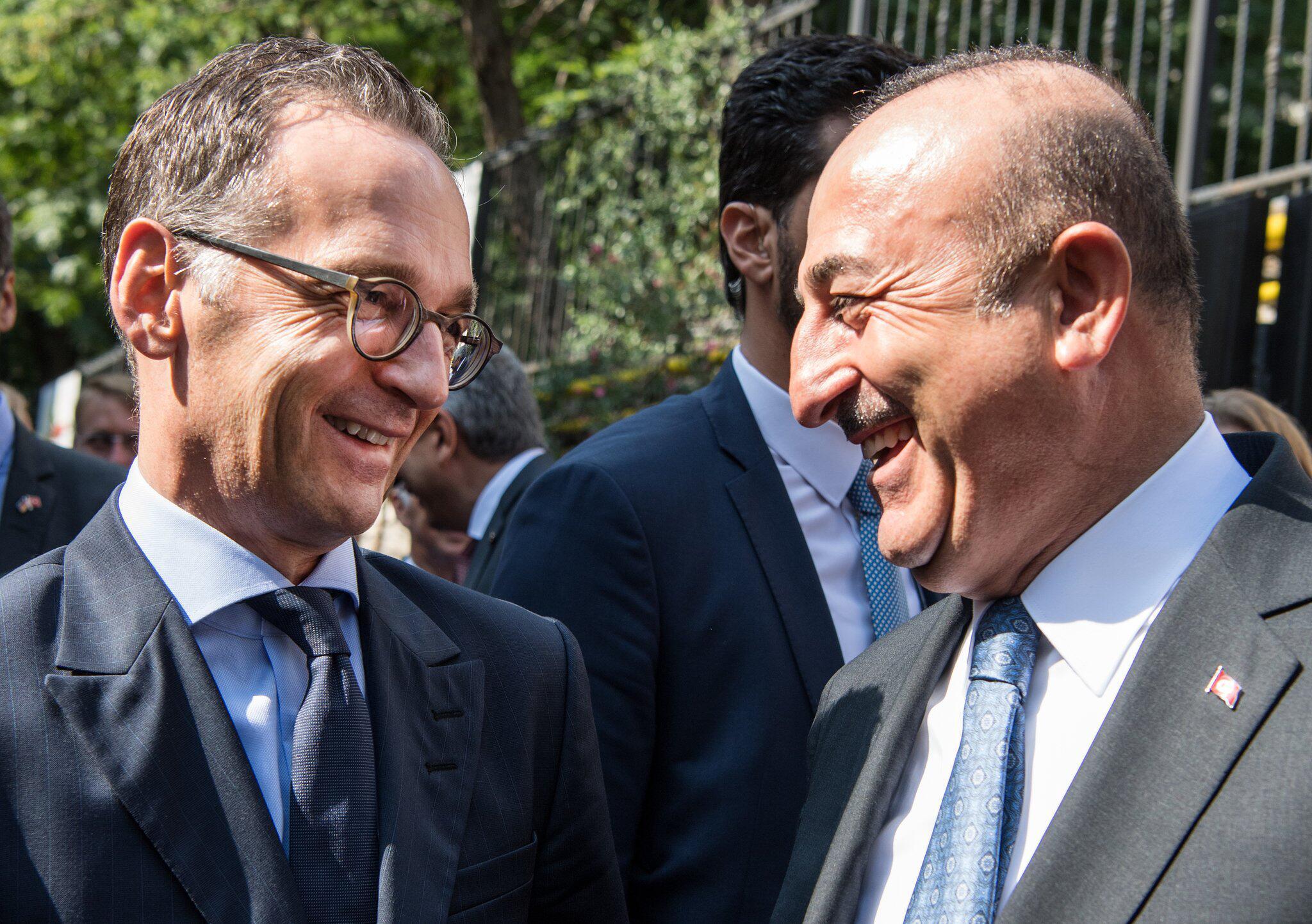 Bild zu Außenminister Heiko Maas in der Türkei
