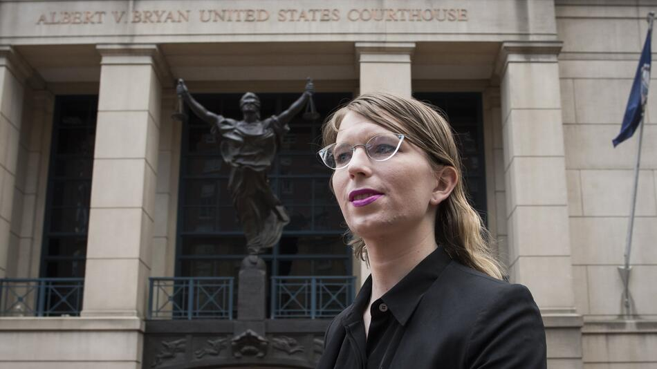 Manning, frühere Wikileaks-Informantin