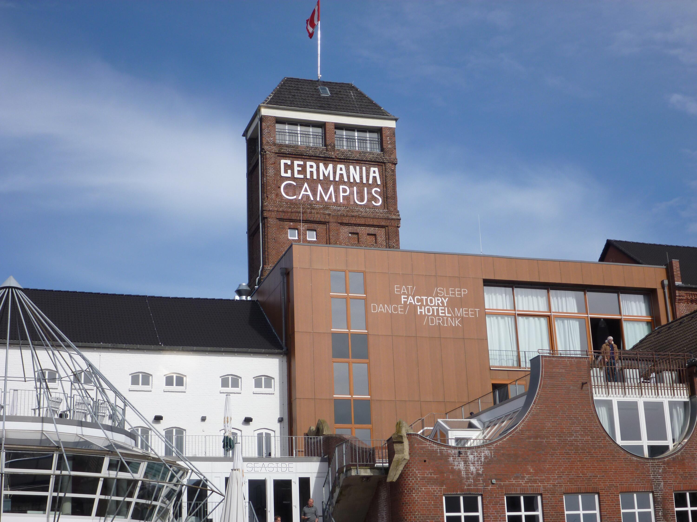 Bild zu Germania Campus mit Factory-Hotel