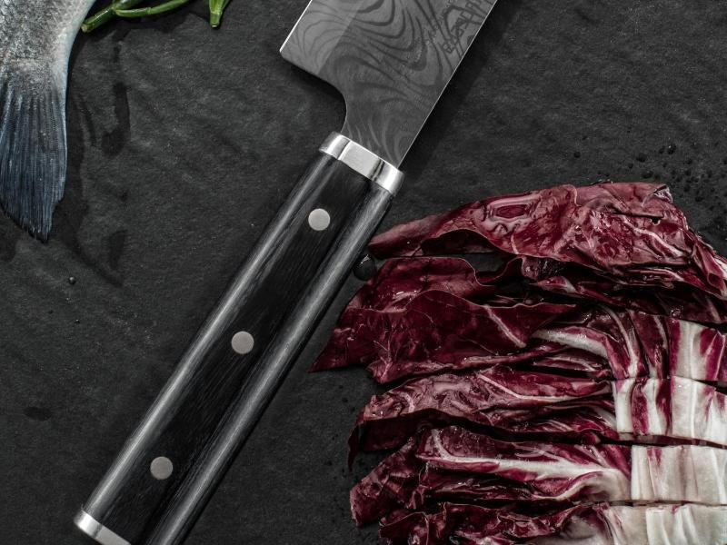 Bild zu Messer mit Holzgriffen sind zurück