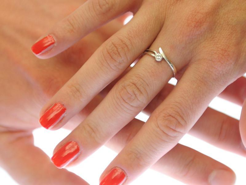 Ob gribok des Nagels nur auf einem Nagel sein kann