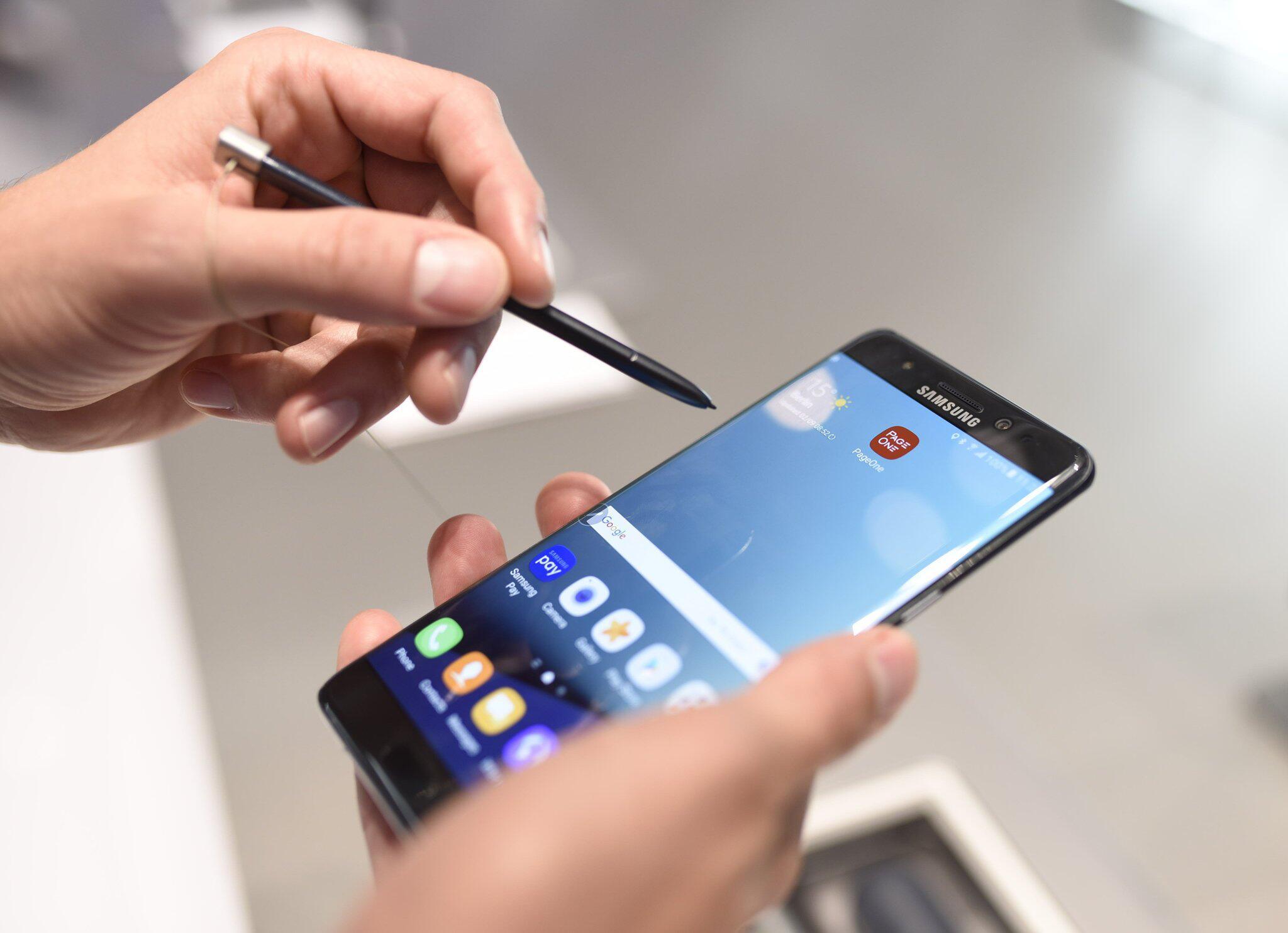 Bild zu Samsung Galaxy Note 7