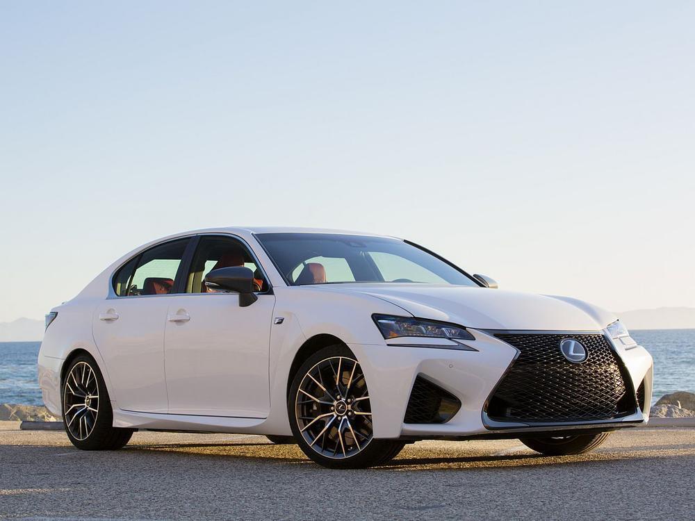 Bild zu Lexus GS