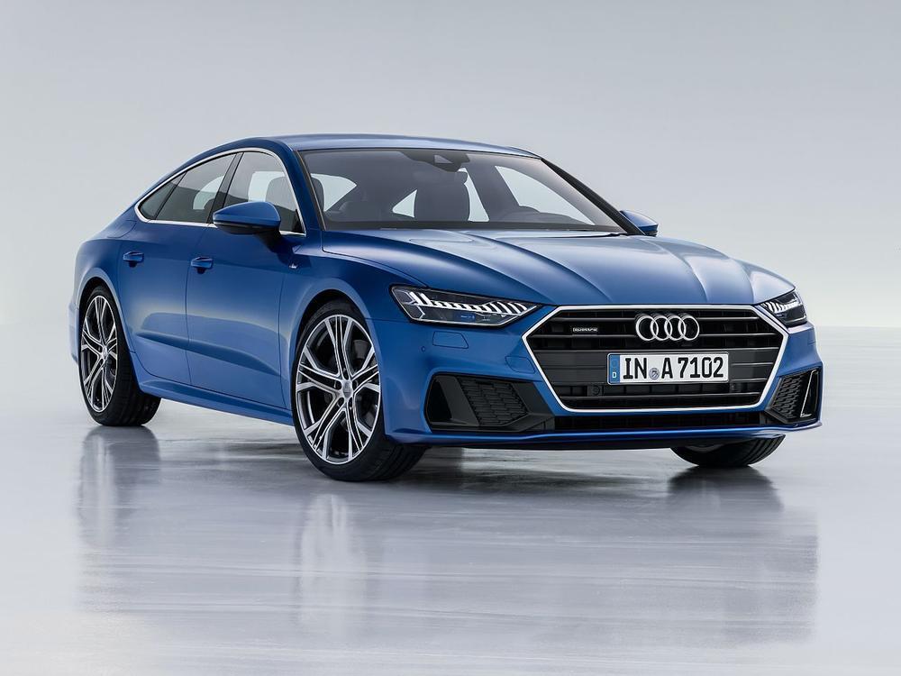 Bild zu Sportlich, markant, innovativ: Das ist der neue Audi A7 Sportback
