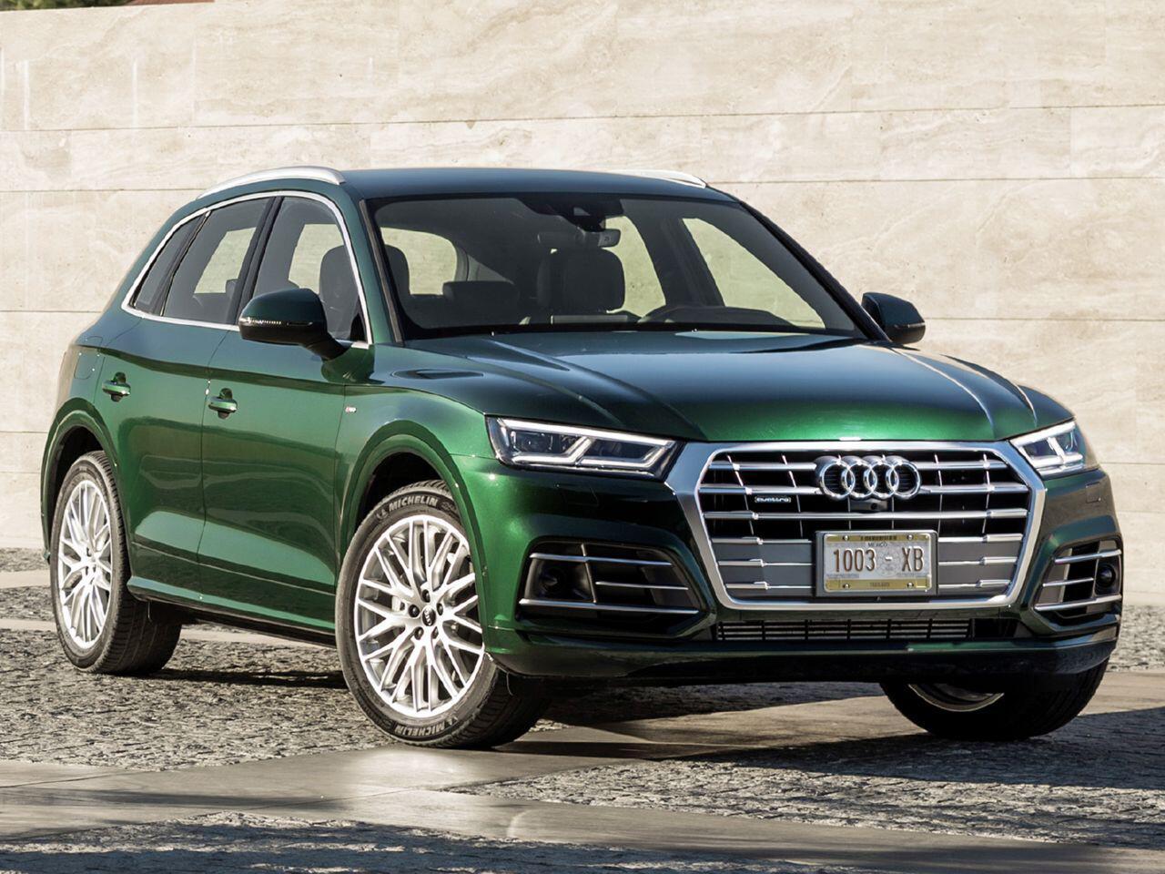 Bild zu Platz 2 Geländewagen: Audi Q5
