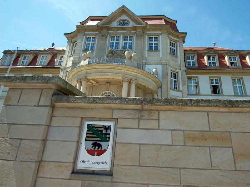 Bild zu Oberlandesgericht Naumburg