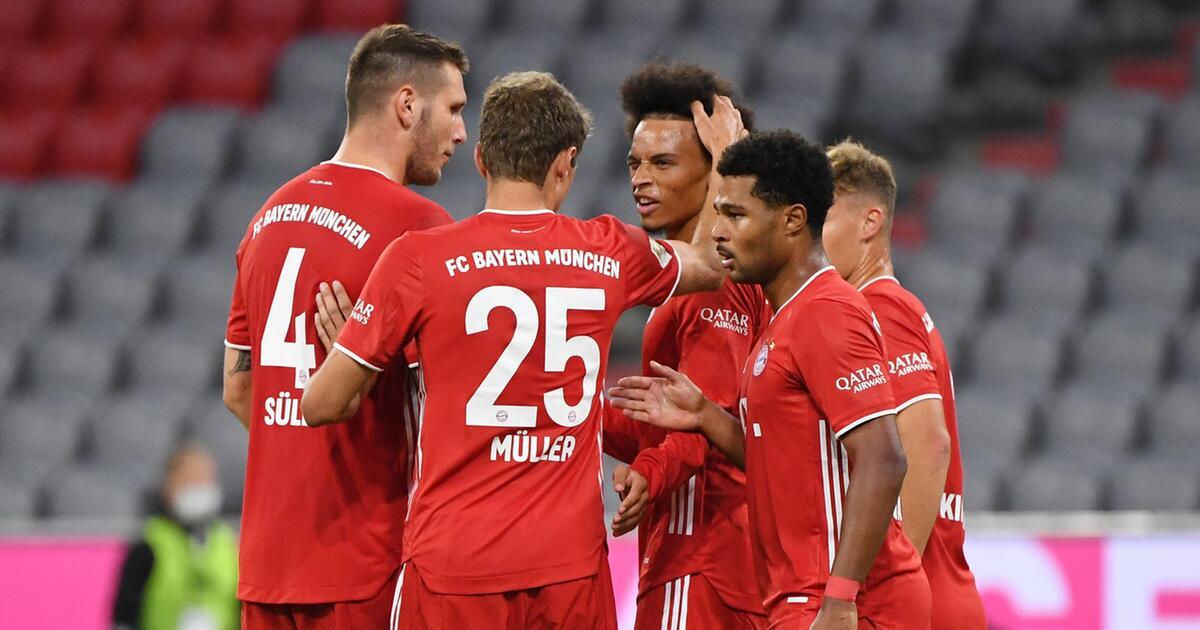 Tore Schalke Bayern