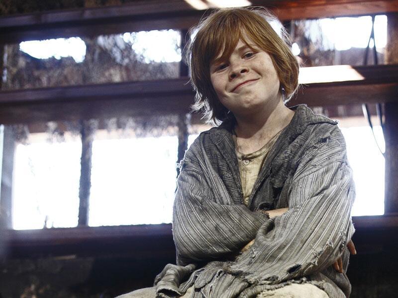 Bild zu Die Abenteuer des Huck Finn