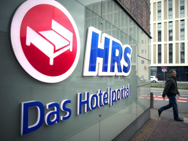 Bild zu Online-Hotelportal HRS