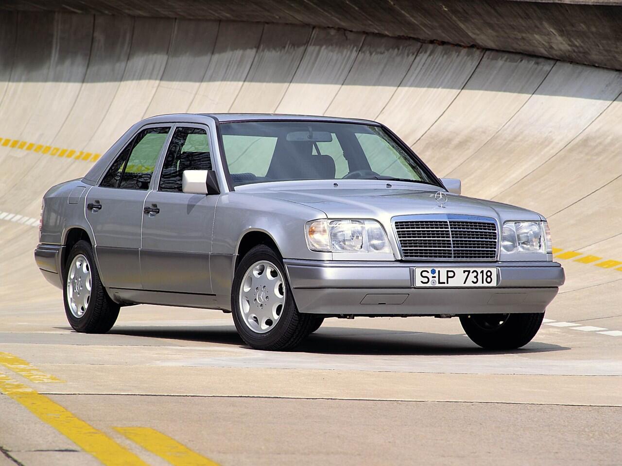 Bild zu Mercedes W 124