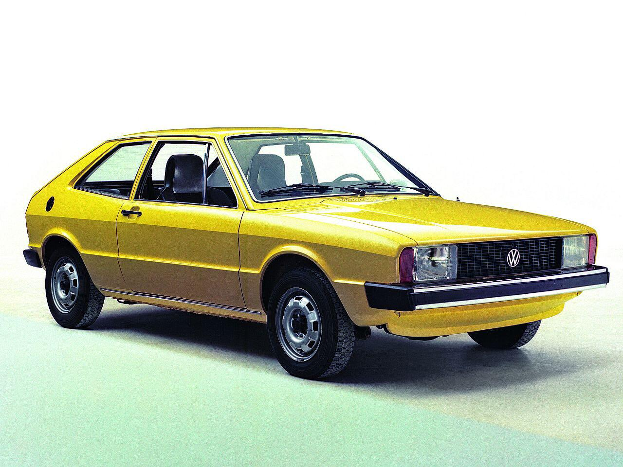 Bild zu 40-jähriges Jubiläum: Das viersitzige Sportcoupé VW Scirocco 1