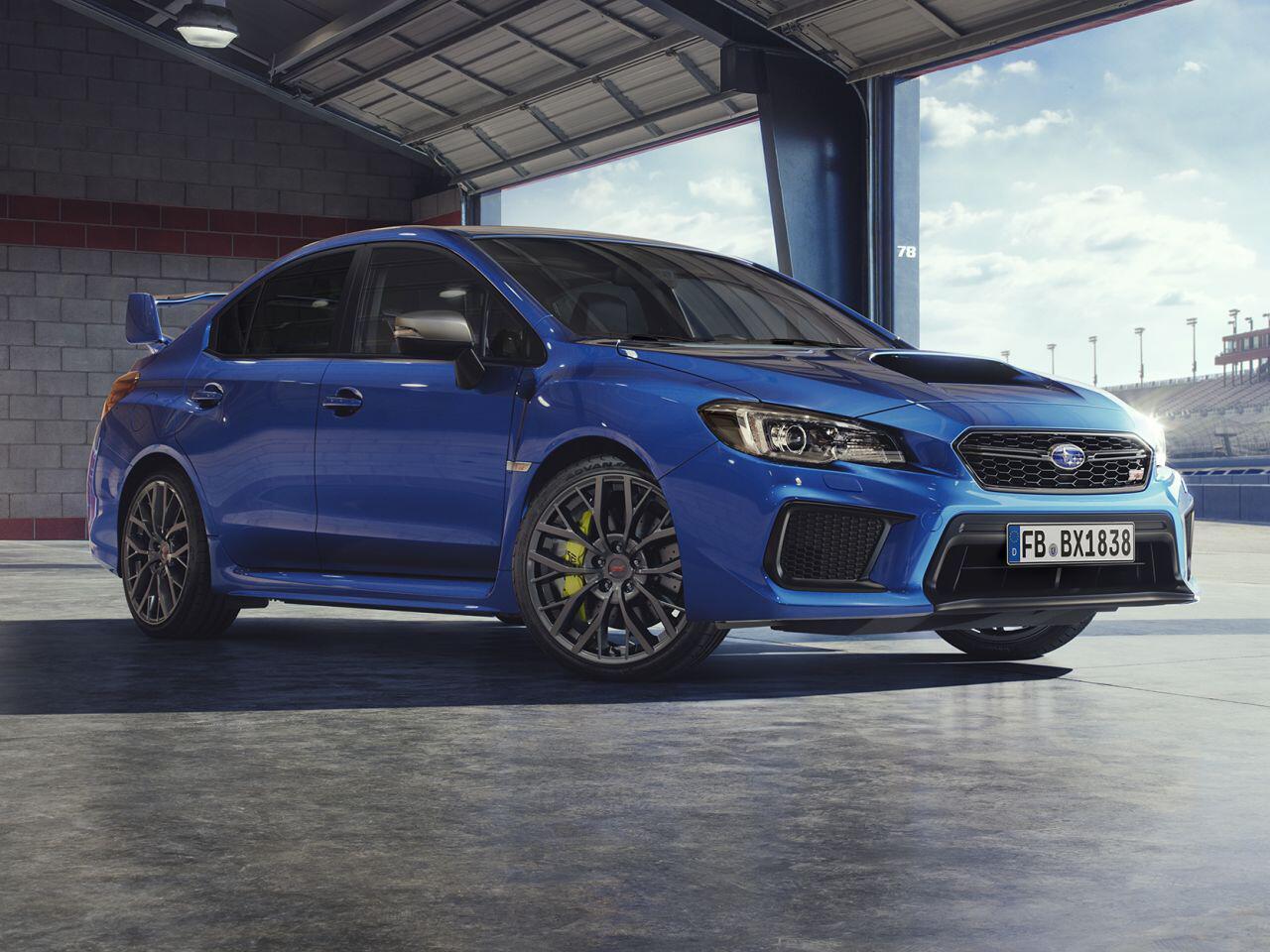 Bild zu Flop: Subaru