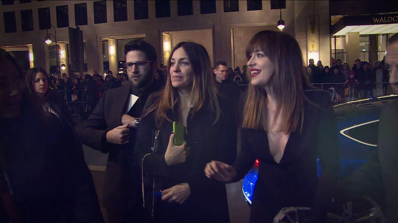 Bild zu Internationale Premiere von 50 Shades of Grey Berlinale