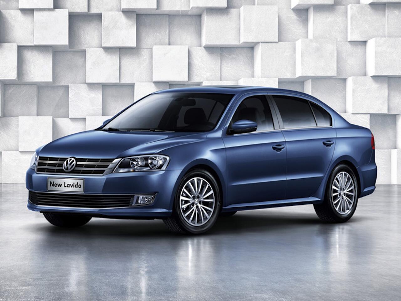 Bild zu Platz 15: VW Lavida