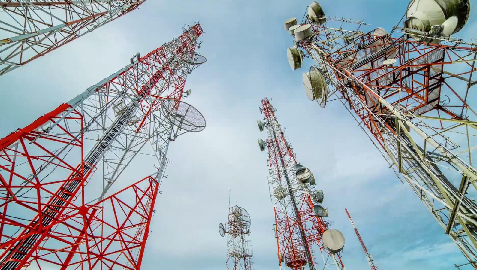 Bild zu Mobilfunkmasten, Mobilfunk