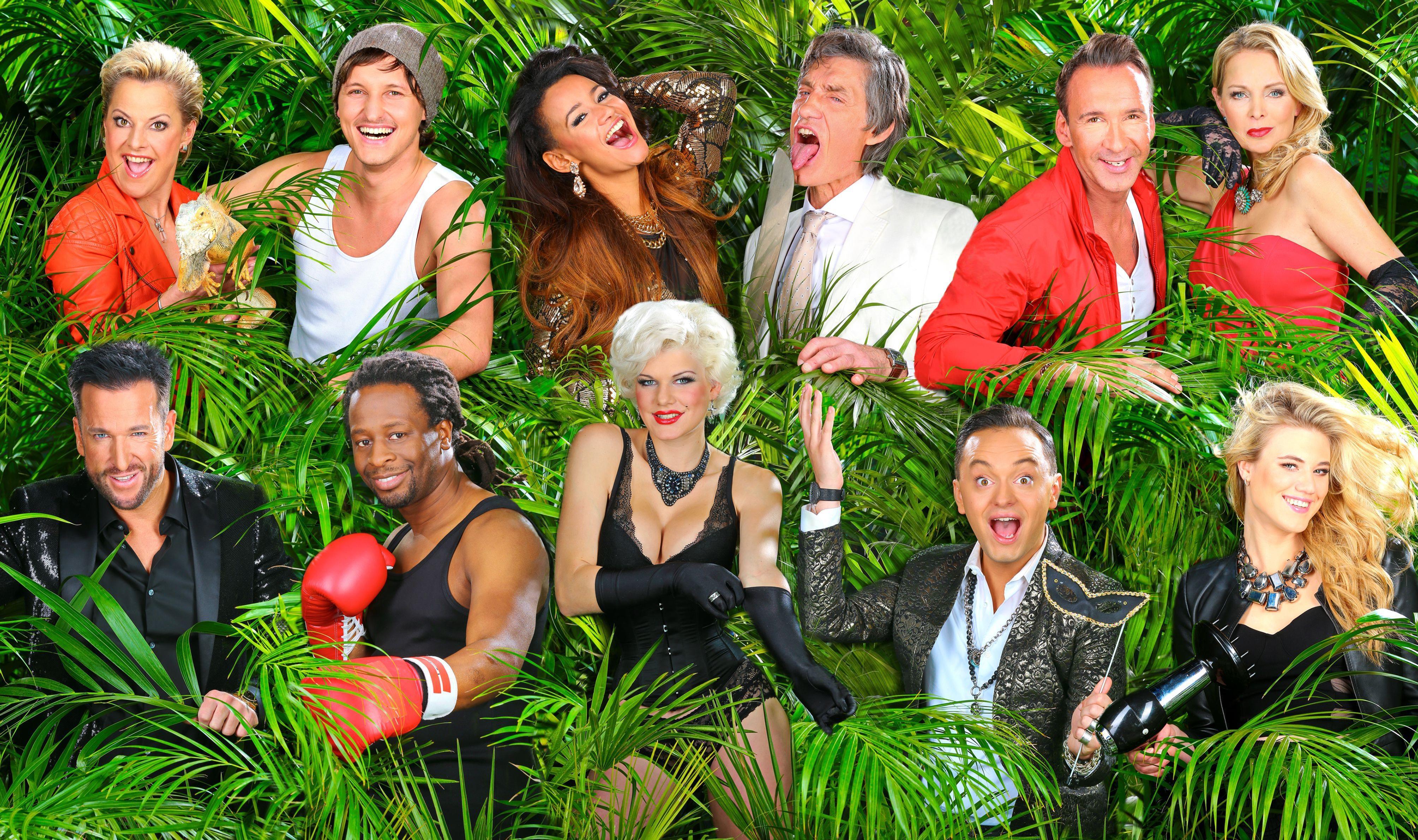 Bild zu Dschungelcamp 2014: die Kandidaten der neuen Staffel
