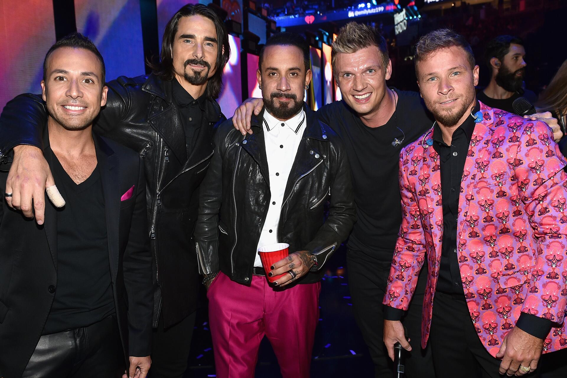 Bild zu Backstreet Boys im September 2016 in Las Vegas
