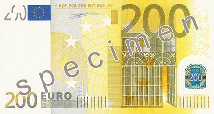 Bild zu 200 Euro