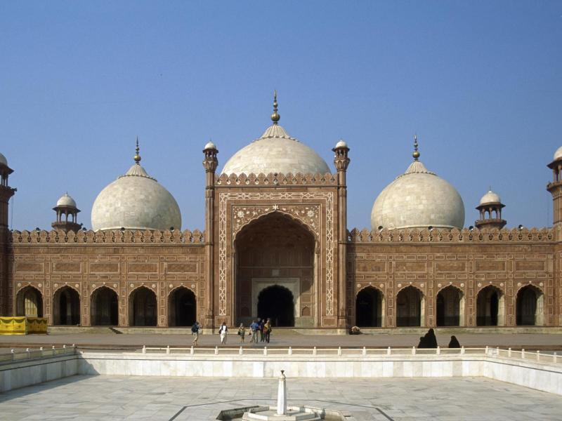 Bild zu Badshahi-Moschee in Lahore