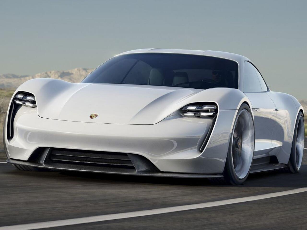 Bild zu Porsche Taycan