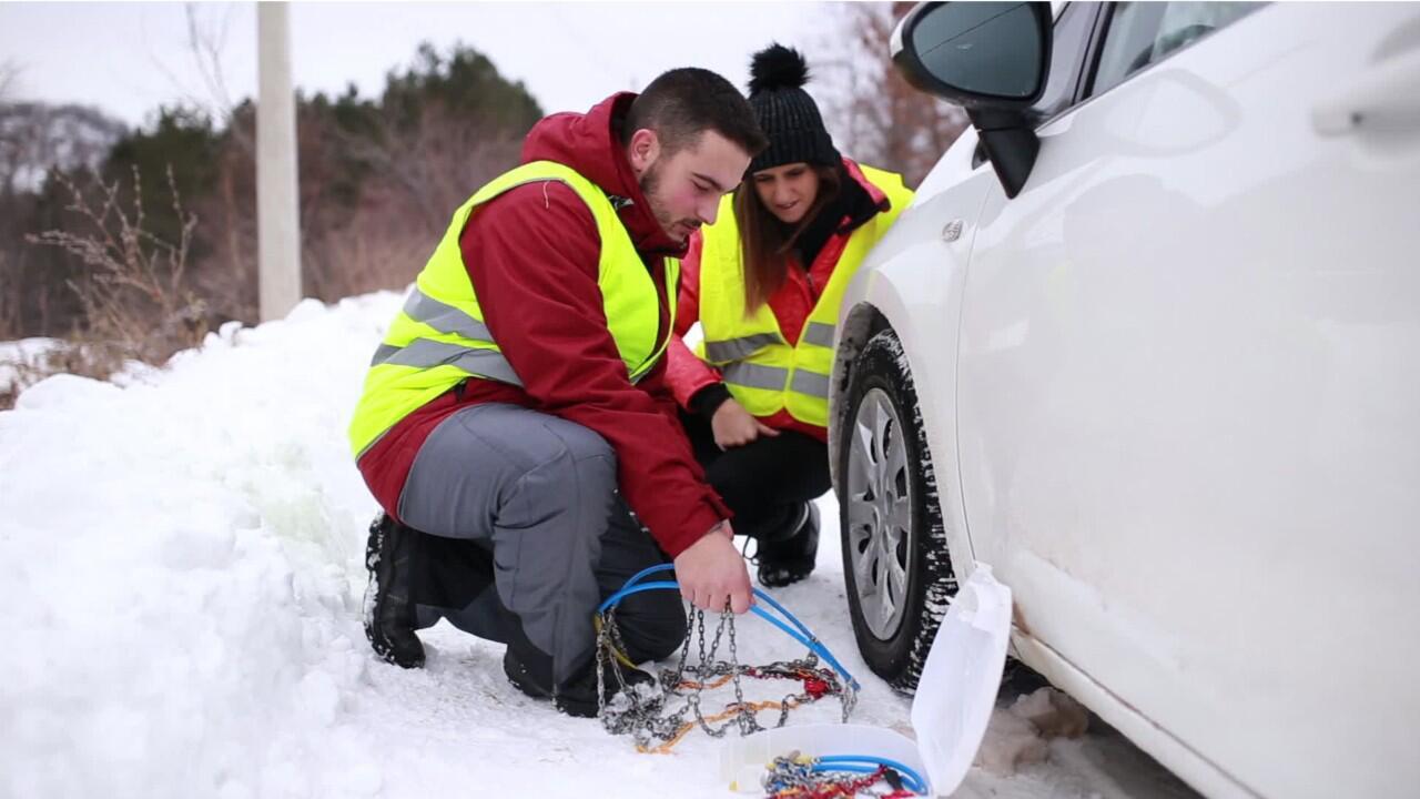 Bild zu Winter-Notfall-Kit für's Auto