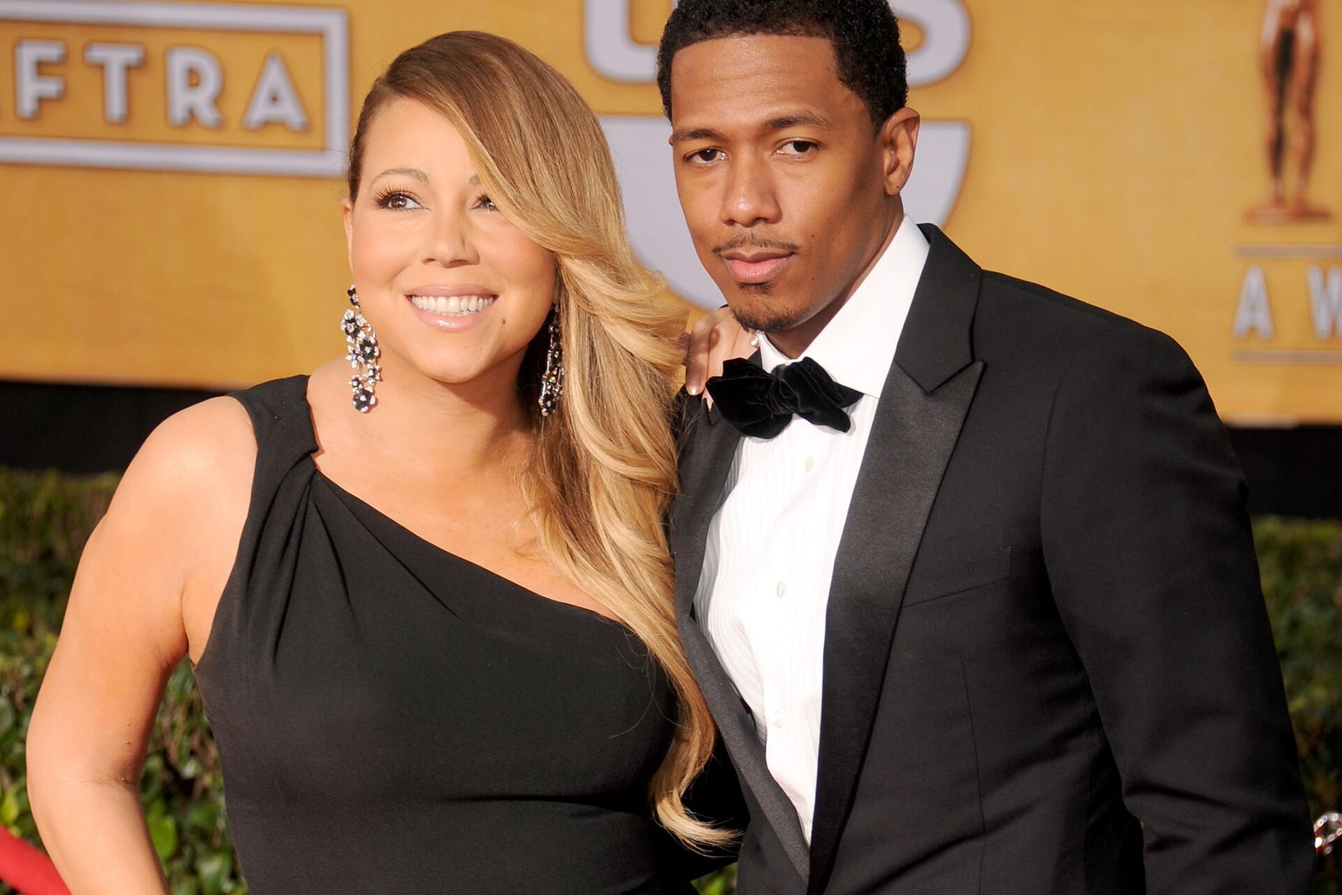 Bild zu Mariah Carey, Nick Cannon, Scheidung
