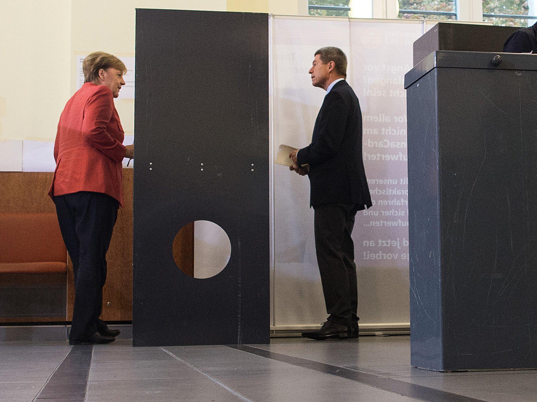 Bild zu Bundestagswahl