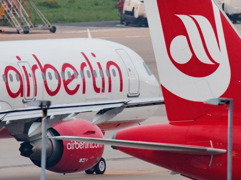 Bild zu Ende von Air Berlin