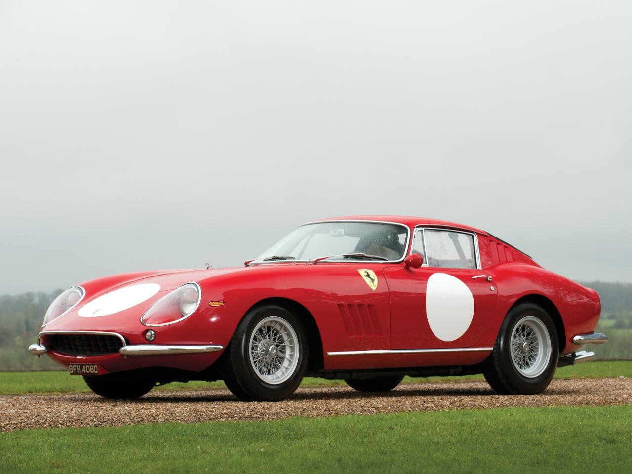 Bild zu Platz 9: Ferrari 275 GTB/C Serie II