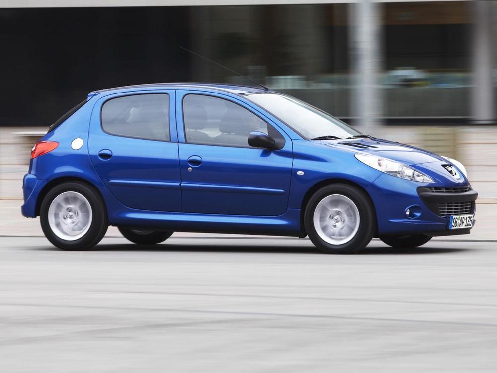 Bild zu Peugeot 206+
