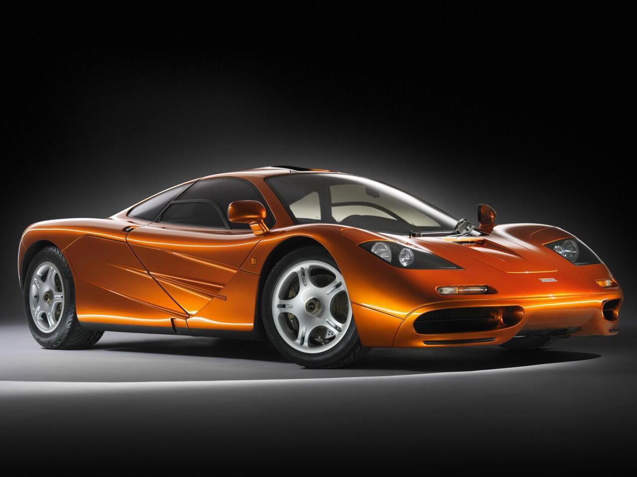 Bild zu Platz 9: McLaren F1