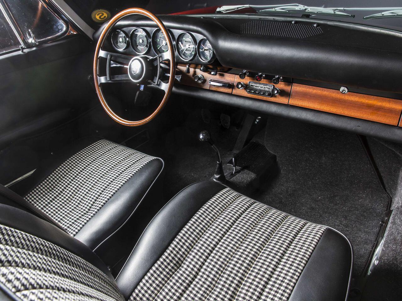 Bild zu Cockpit Porsche 911/901