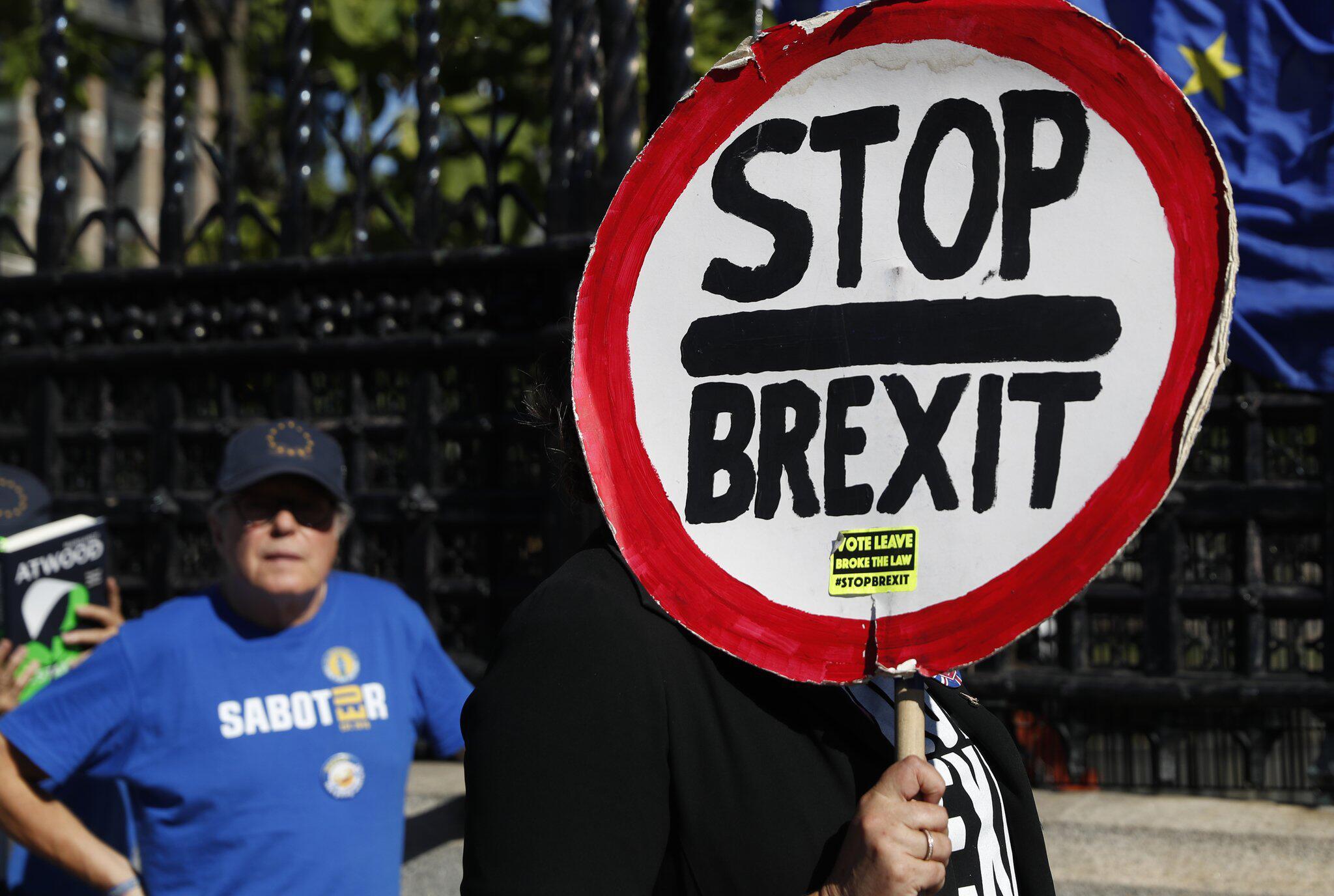 Bild zu Brexit - Kein Austritt ohne «Backstop»