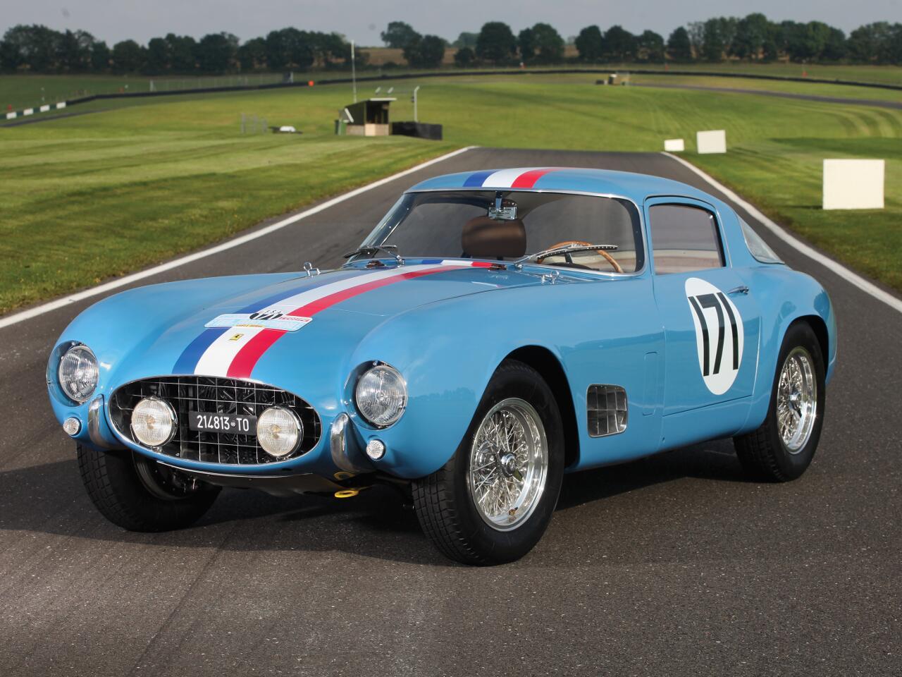 Bild zu Platz 8: Ferrari 250 GT Tour de France