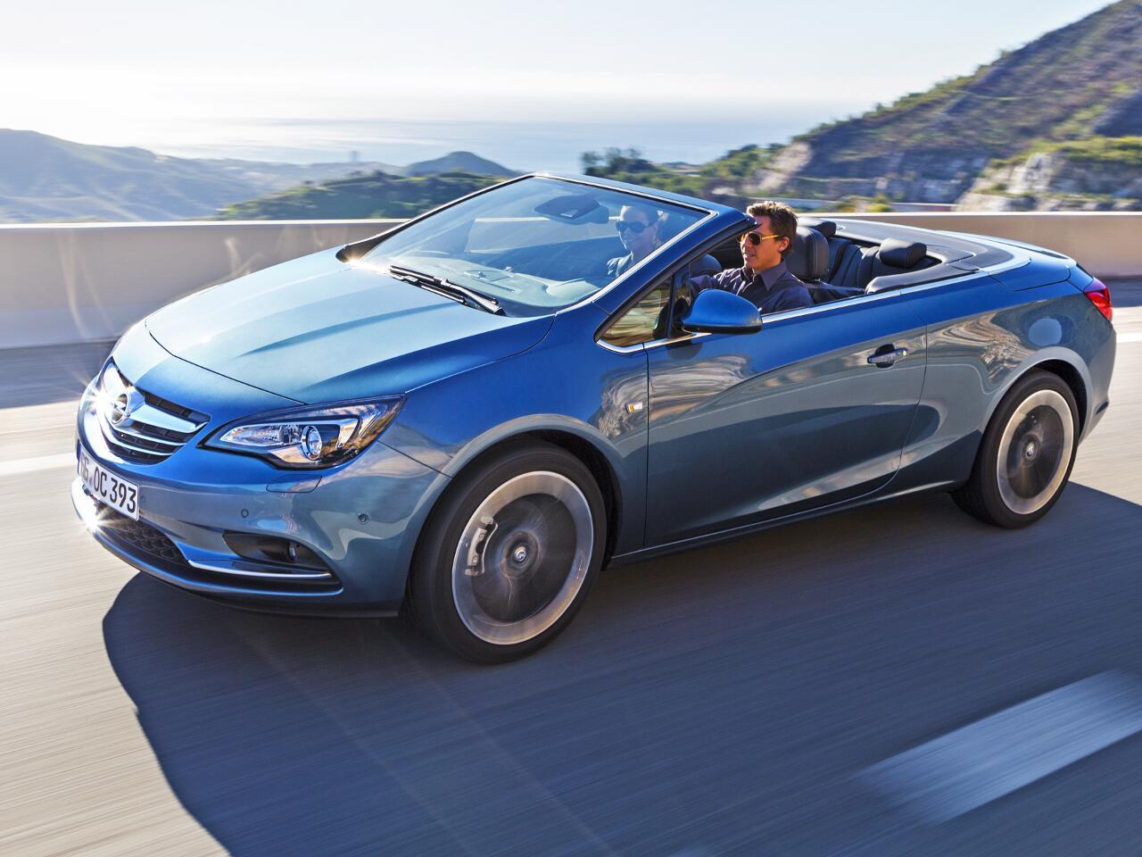 Bild zu Opel Cascada