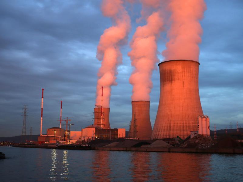 Bild zu Atomkraftwerk Tihange