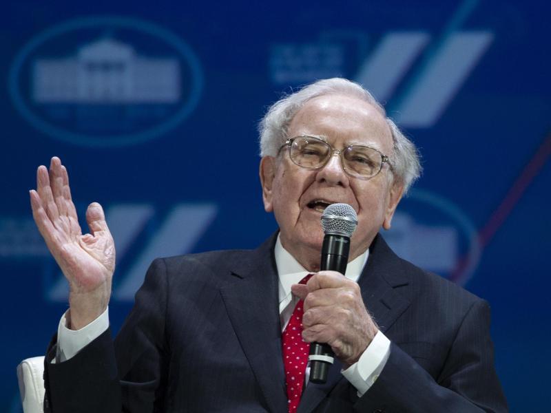 Bild zu Warren Buffett