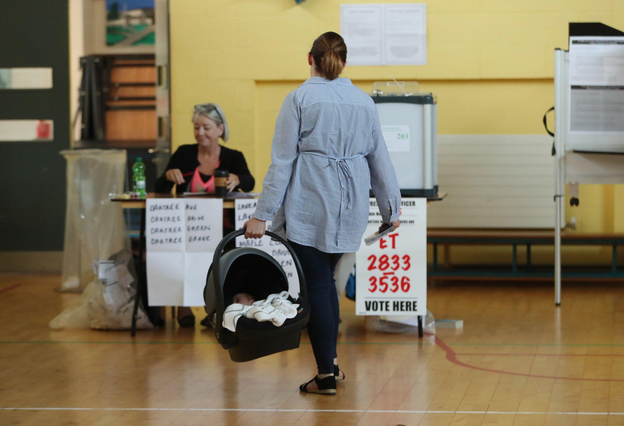 Bild zu Referendum in Irland