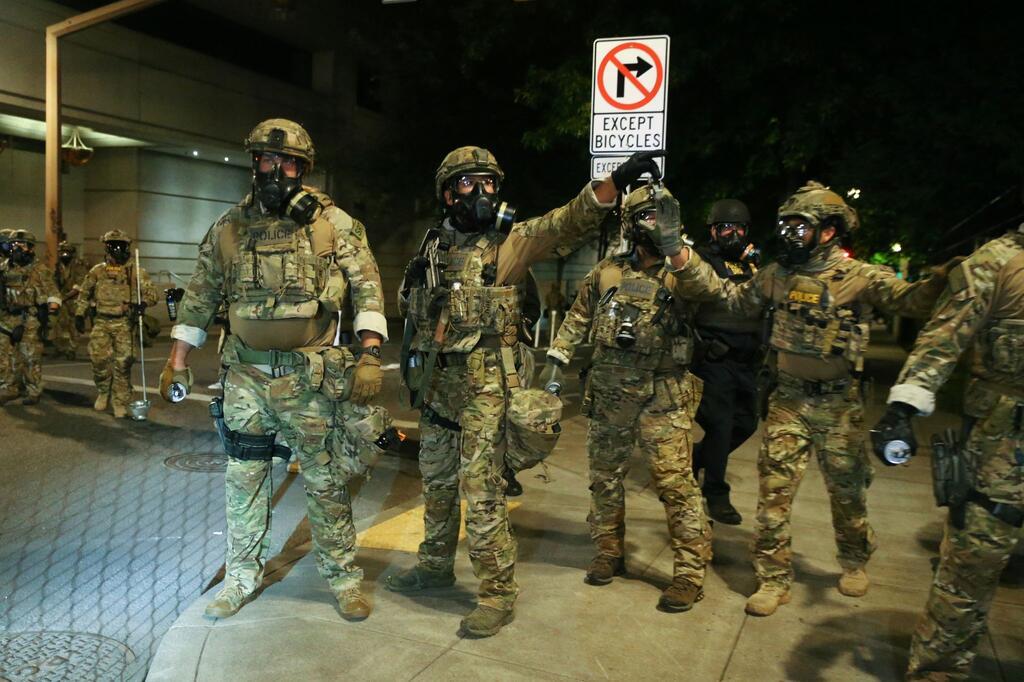 US-Bürgermeister wehren sich gegen Einsatz von Bundespolizisten