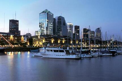 Hafenviertel von Buenos Aires