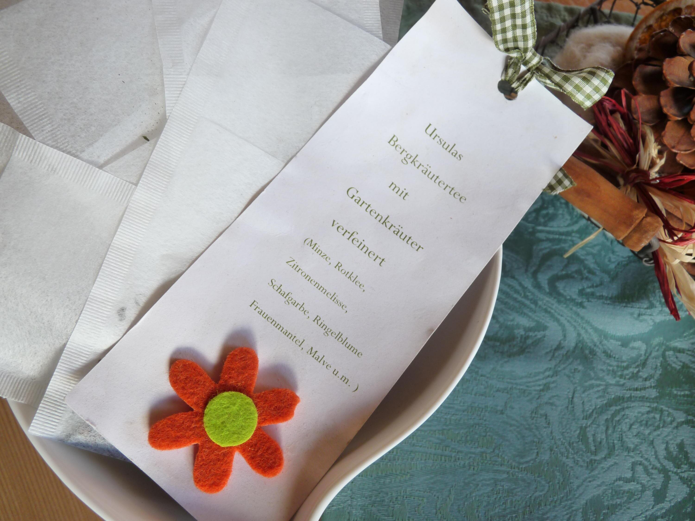 Bild zu Kräuter, Tee, Sonnalm