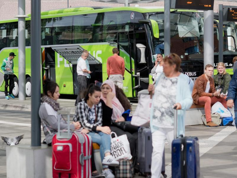 Bild zu Zentraler Omnibusbahnhof Hannover