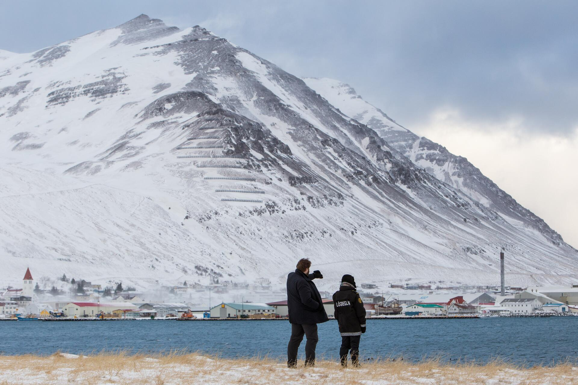 Bild zu Trapped, ZDF, Island