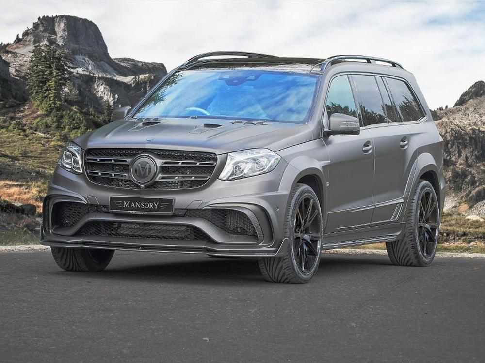 Mansory Mercedes-AMG GLS 63: Ultimatives Carbon-SUV mit 840 PS | WEB.DE